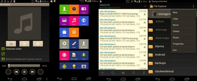 Nokia X Apps portiert