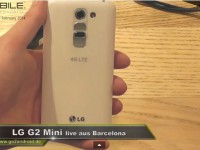 [Video] LG G2 Mini – MWC 2014