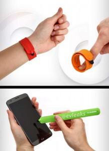 LG Stylus-Armband Leak