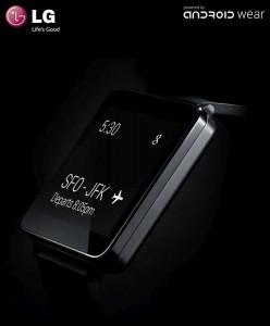 LG G Watch mit Google Android Wear