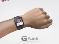 LG G Watch Teaser
