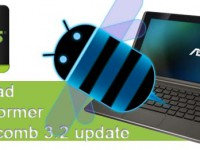 Asus schneller als die Tablet Konkurrenz mit 3.2 Update