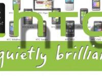 HTC lässt sich 5 Namen schützen!