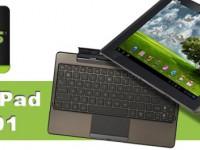 anDROID Tablet von Asus mit Tastatur unter 500,-€