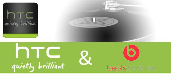 HTC Beats Kooperation