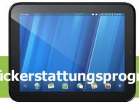HP TouchPad & Pre3 zu teuer gekauft? HP startet Rückerstattungsprogramm!