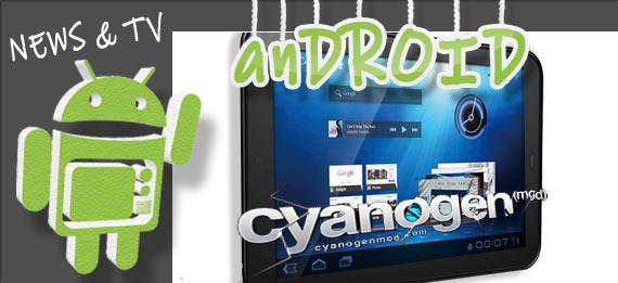 HP hilft CM9 Team mit anDROID Quellcode für das TouchPad