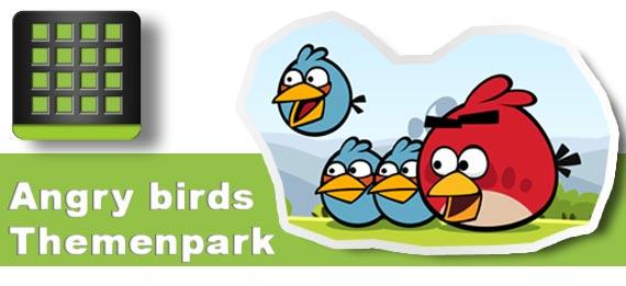 Wütende Vögel zum anfassen: Angry Birds Freizeitpark ist beschlossene Sache