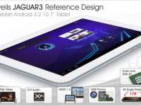 "Toshiba AT200 gibt den Titel ""dünnstes anDROID Tablet"" an ZiiLABS Jaguar3 ab"