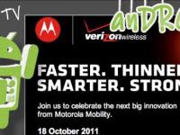 Motorola mit Xoom2 am 18. Oktober?