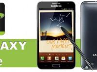 Das Samsung Galaxy Note soeben in der Redaktion eingetroffen!
