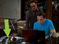 The Big Bang Theory ist Fan von anDROID