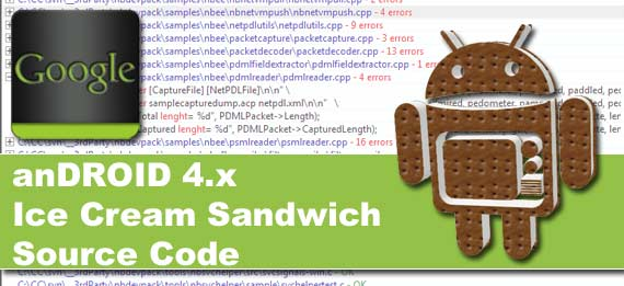 anDROID 4.0 Source Code