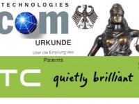 Drohendes Verkaufsverbot für HTC-Geräte