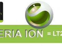 Sony Ericsson lässt sich -XPERIA ION- Marke schützen