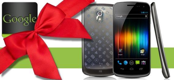 Galaxy Nexus special edition für Mitarbeiter