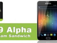 Ice Cream Sandwich von CyanogenMod nun auch für das Galaxy Note!