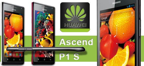 Huawei stellt Ascend P1 S (vorläufig) ein