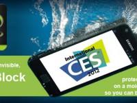 [CES 2012] Wasserresistent für jedermann