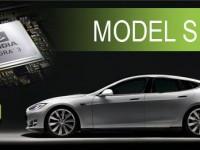 Tesla S: Der Tegra3 findet seinen Weg ins Auto