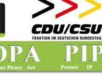 Nach amerikanischem Vorbild: CDU/CSU fordert SOPA ähnliches Gesetz