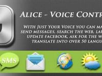 [App] Alice, das Siri für anDROID