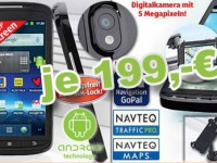 Ab Donnerstag: Medion Life anDROID Smartphone bei Aldi Süd