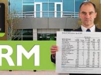 Britische Chipschmiede ARM mit Rekordergebnissen