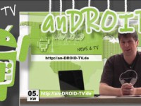 ***anDROID weekly*** Folge Nr.05-2012