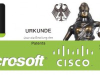 Rückendeckung für Apple durch Microsoft und Cisco