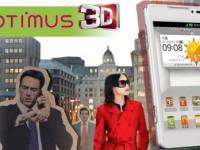 LG mit Optimus 3D Nachfolger auf der MWC