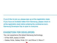 Samsung Galaxy Note 10.1? Druckfehler oder Realität?