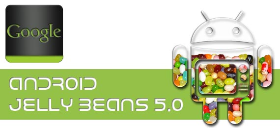 anDROID Jelly Beans 5.0
