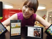 LG Optimus Vu nun offizielles LTE anDROID Smartphone!