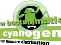 [Video] CyanogenMod mit neuer Bootanimation