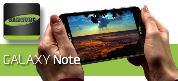 5 Millionen Galaxy Notes in 5 Monaten ausgeliefert