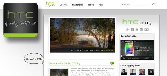 HTC Blog