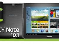 Galaxy Note 10.1 mit Multiscreen Funktion