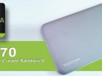 Toshiba AT270 Prototyp überrascht mit 7,7 Zoll und Tegra 3 CPU