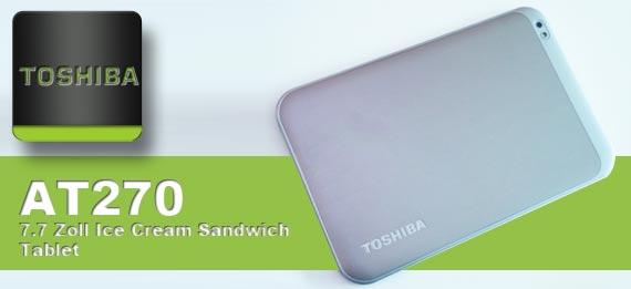 Toshiba Excite 7.7 – Schwerer Einstand gegen Nexus 7 und Co
