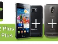 [Gerücht] Samsung Galaxy S2+ und Galaxy Nexus+ in der Pipeline