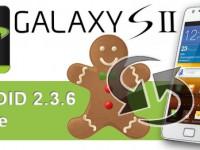 Samsung unterbricht 2.3.6 Update für das Galaxy S2