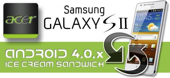 Galaxy S2 Update