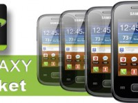 """Share the Smarter Life"" mit dem Samsung GALAXY Pocket"
