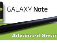 Samsung mit überarbeitetem S-Pen für das Galaxy Note