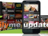 Update der dailyme TV App