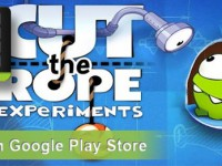 Experiments – 2. Teil von Cut the Rope ab sofort im Play Store
