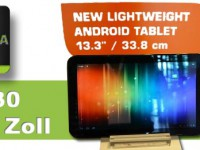 Toshiba AT330 – 13,3 Zoll anDROID Tablet