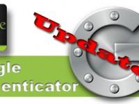 Google Authenticator aktualisiert aufgrund potentieller Kompromittierung?