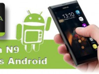 Nokia N9 goes Android 4.0 dank Project Mayhem